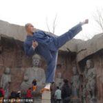 Шаолиньский монах в ММА — Лю Илун