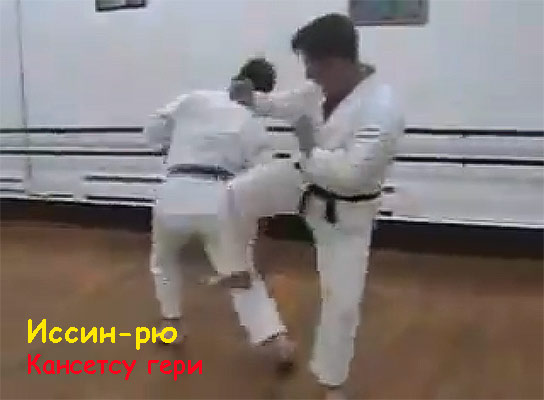иссин-рю