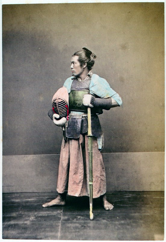 The Real Samurai in The 19 Century (4)