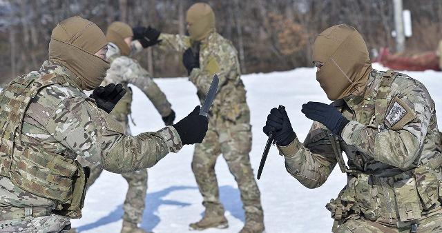 MUSAT (Multi UDT SEAL Assulting Tactics) — система ближнего боя южнокорейского спецназа
